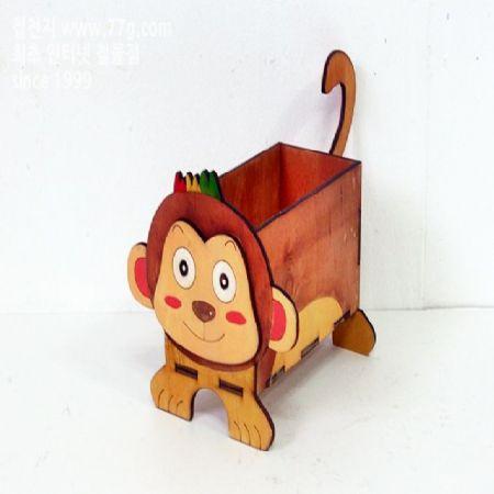 아이들과 함께 만드는 동물박스시리즈 원숭이 박스 제작 방법