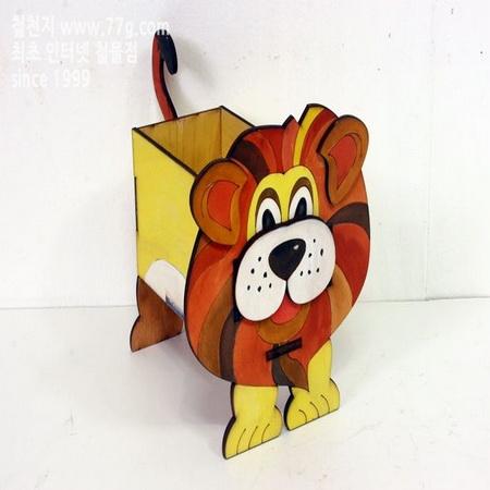 아이들과 함께 만드는  동물박스 시리즈 사자 박스 제작 방법