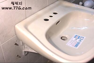 세면기 교체방법 (기존세면기 철거후 새 세면기 설치) 동영상