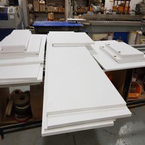 백색 6면코팅 18mm(PB,국내산) W2400XH1209mm