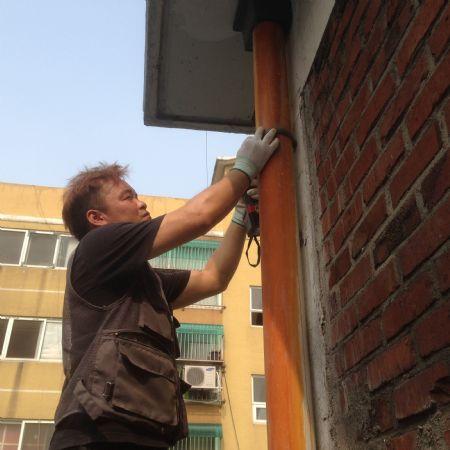평탄작업만으로도 옥상방수가 해결 되네요.. diy4235