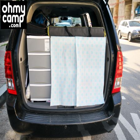 차량 가치 상승 그랜드카니발 5인승 캠핑카 평소 자가용 주말 캠핑을 동시에.