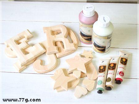 원목 몰딩으로  장식소품 , 아이들 놀이감 만들기!!