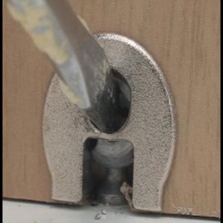간편 조립용 철물 선반으로 주로 사용하는 라픽스 를 소개 합니다.(동영상)