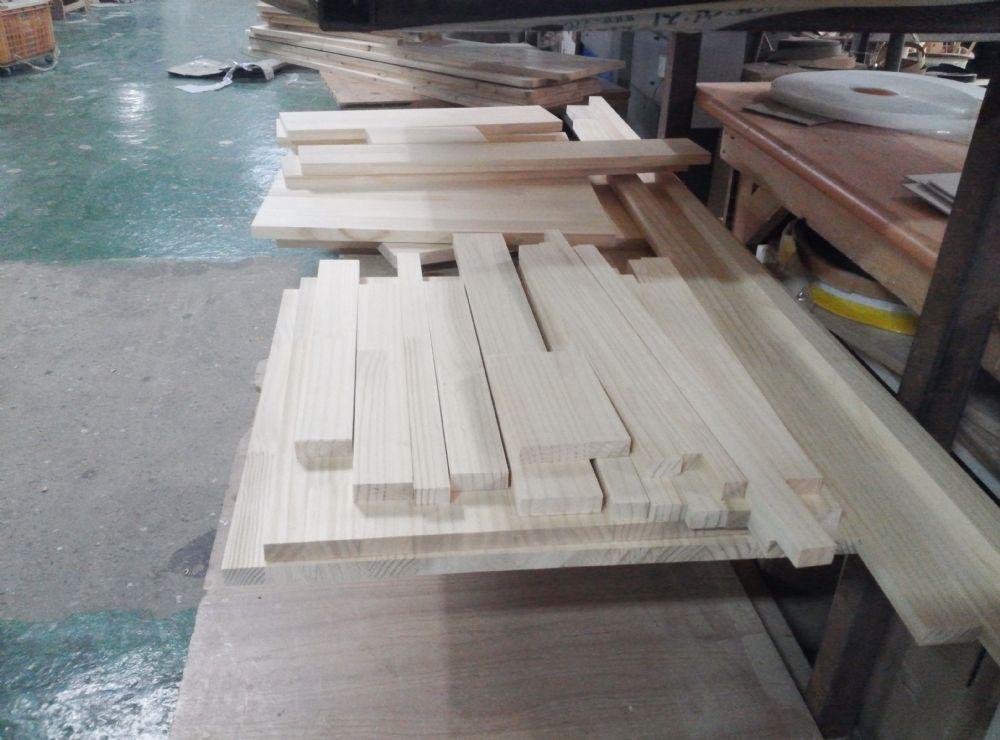 회원작품 - 철천지 - 소나무로 만든 싱크대 상판