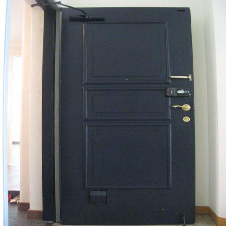초보일꾼의 현관문 도전기