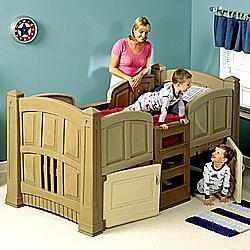 스마트 2단 침대 선택 및 제작후기...