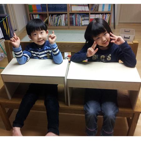 어린이 책상