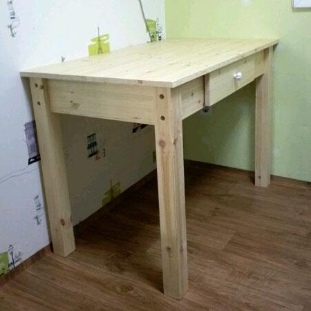 DIY 반제품 책상