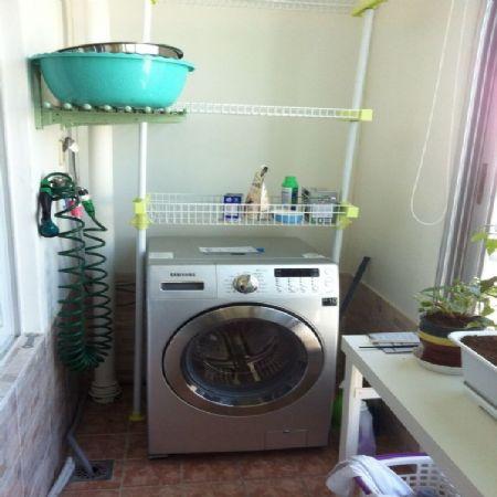 세탁기 수납장