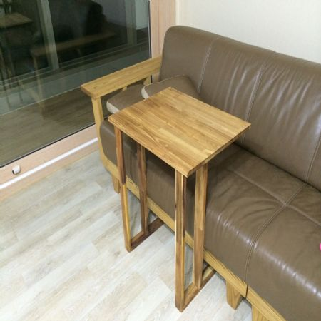 회원작품 - 철천지 - 소파 사이드 테이블