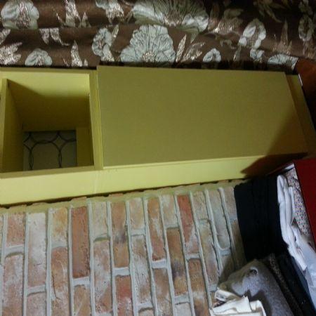 좁은틈 공간에 딱맞는 박스 가구 만들기.