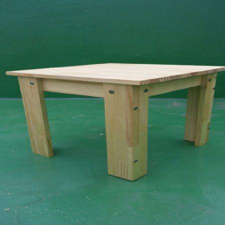 집성목 티테이블