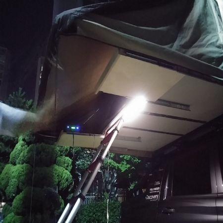 루프탑 텐트 신발장 만들기