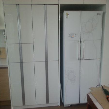 냉장고장의 변신