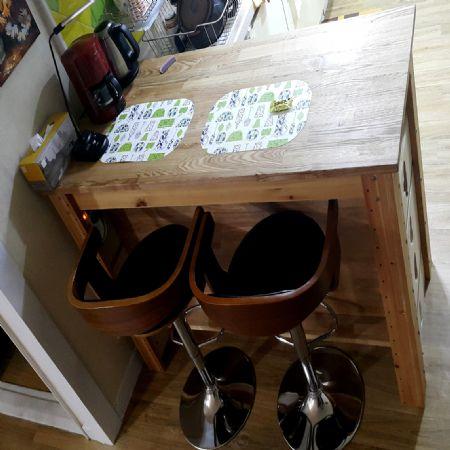 아일랜드 테이블 만들기