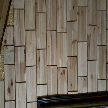 삼나무벽돌 활용