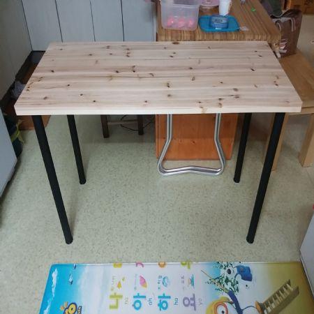 다리미판 전용 테이블