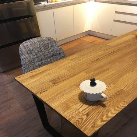 애쉬(물푸레)나무 식탁 상판