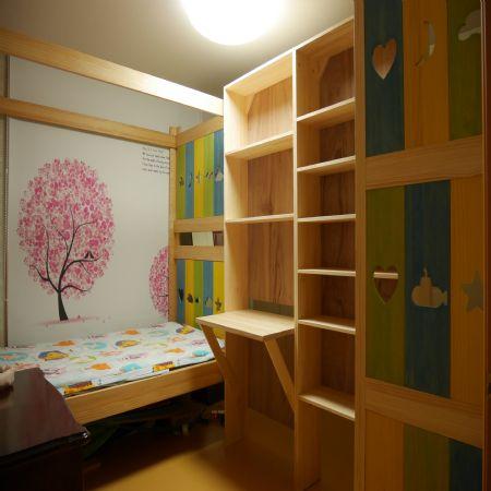 안방 컴퓨터 책상 및 드레스룸 공간 만들기