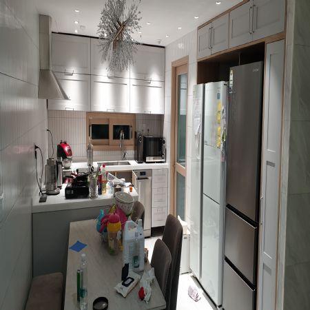 셀프 싱크대, 신발장, 냉장고장 제작
