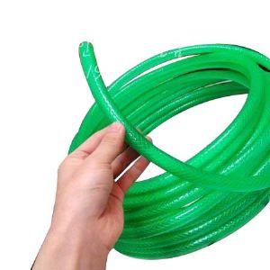 가정용 초록색편사 물호스 1M당