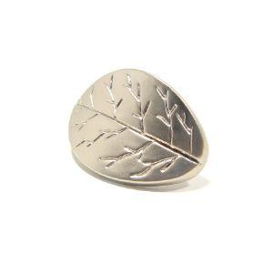 은나뭇잎 손잡이(4 mm 볼트 ...