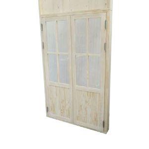 크로스 스윙도어 양쪽 여닫이  ...