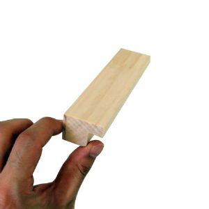 철천지 베이직 손잡이 (삼나무, 소나무, 스프러스)