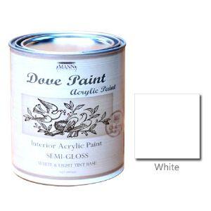 도브 페인트 반광 White  ...