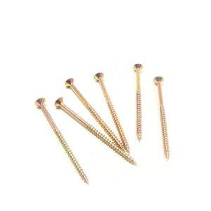 목공용 반나사산 (접시머리) #4X35~70mm