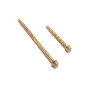 육각 철판용 직결피스(판넬용) #14X65mm 10개
