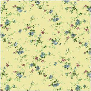 꽃무늬 HWP-014 줄기꽃화이트 (1M)