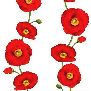 꽃무늬시트지 HWP-037 (1M)