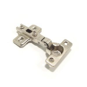 가구 스프링 경첩 92도 (덮는문짝용) 26mm MINI SL(피스 포함)