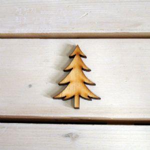 버닝아트 장식물 나무4 W40mmXH60mm