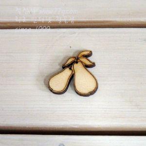버닝아트 장식물 모과 W35m ...