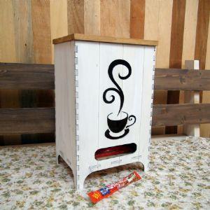 버닝아트 커피 박스 만들기