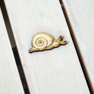 버닝아트 장식물 달팽이 W53mmXH36mm