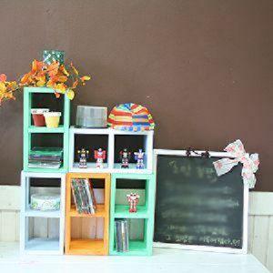 교육용 원목 박스 만들기