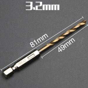 육각축 드릴날 3.2mm(하이 ...