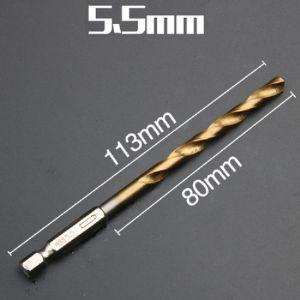 육각축 드릴날 5.5mm(하이 ...