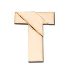 T 퍼즐 교육용 재료(10개)
