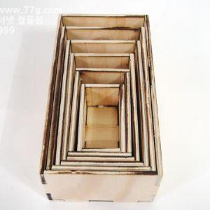 엔드리스 박스(직사각형1호)