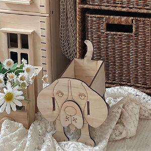 강아지 박스