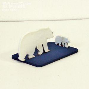 동물 핸드폰 거치대( 곰 )