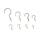 물음표 고리 (NO.160)