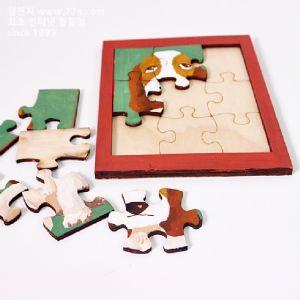 퍼즐만들기(9조각)