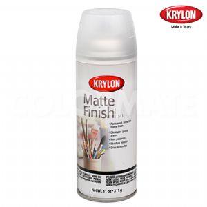 매트 피니쉬 스프레이 (약광) 325ml(크라이런)